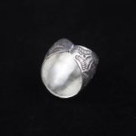 Authentic Fine Artisan Silver Ring 'Andaman Dreams'